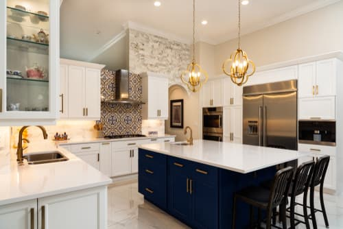 Which contractors perform expert kitchen addictions across San Diego
